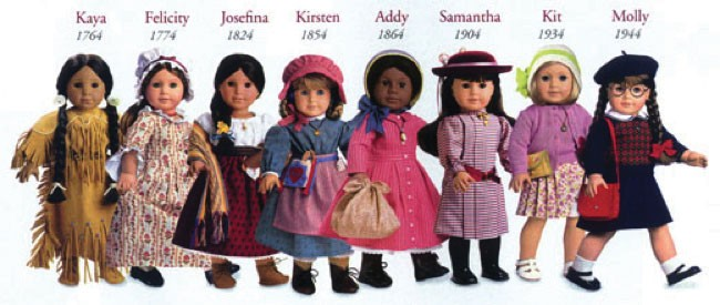 American Girl Doll Camp Hosted by Orange Historical Society