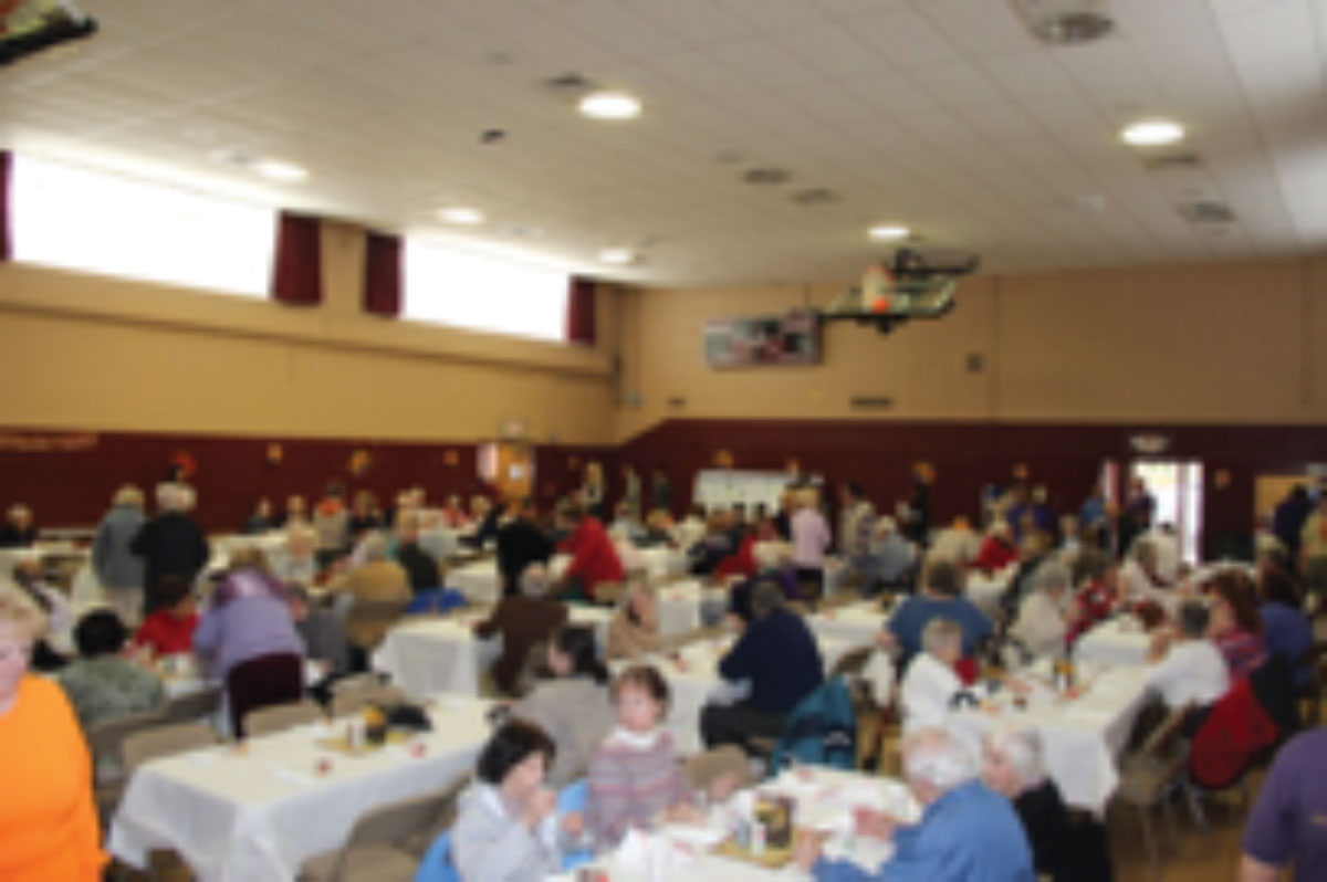 Lions Club Thanksgiving
