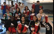Amity Middle School in Orange Donates Stockings to Veterans
