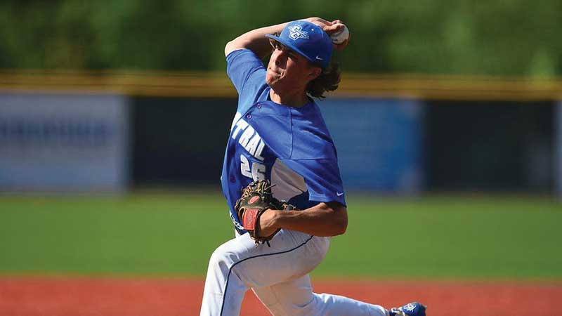 Appel's No-Hitter Lifts CCSU Over Mount St. Mary's 2-0