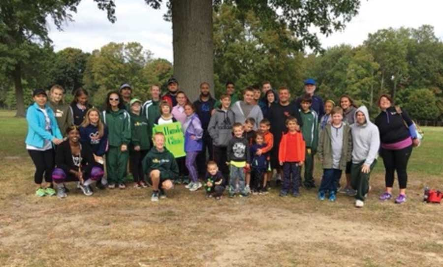 Special Needs Running Club Finds New Home in Orange