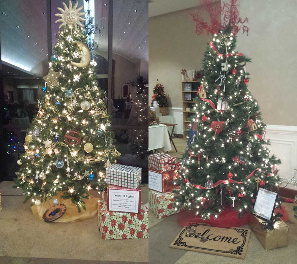 "The Ladies Philoptochos Society to Present 5th Annual ""Holiday Fantasy of Trees"""