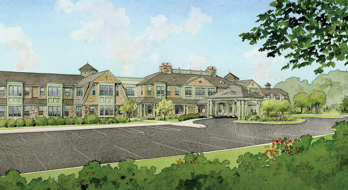 New Assisted Living Facility Proposed