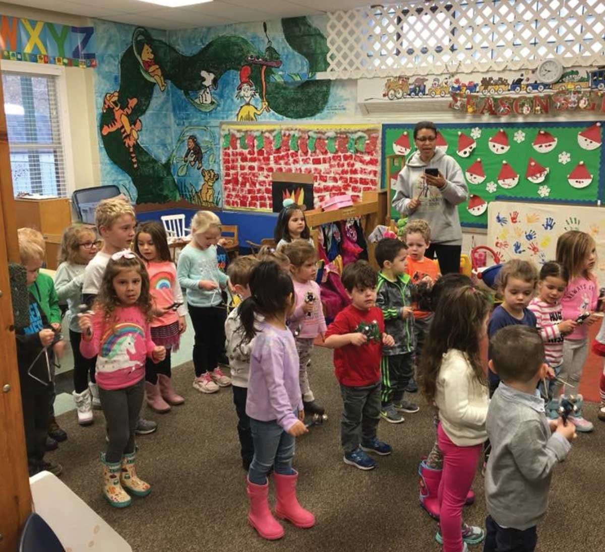 OCNS Holiday Sing Along