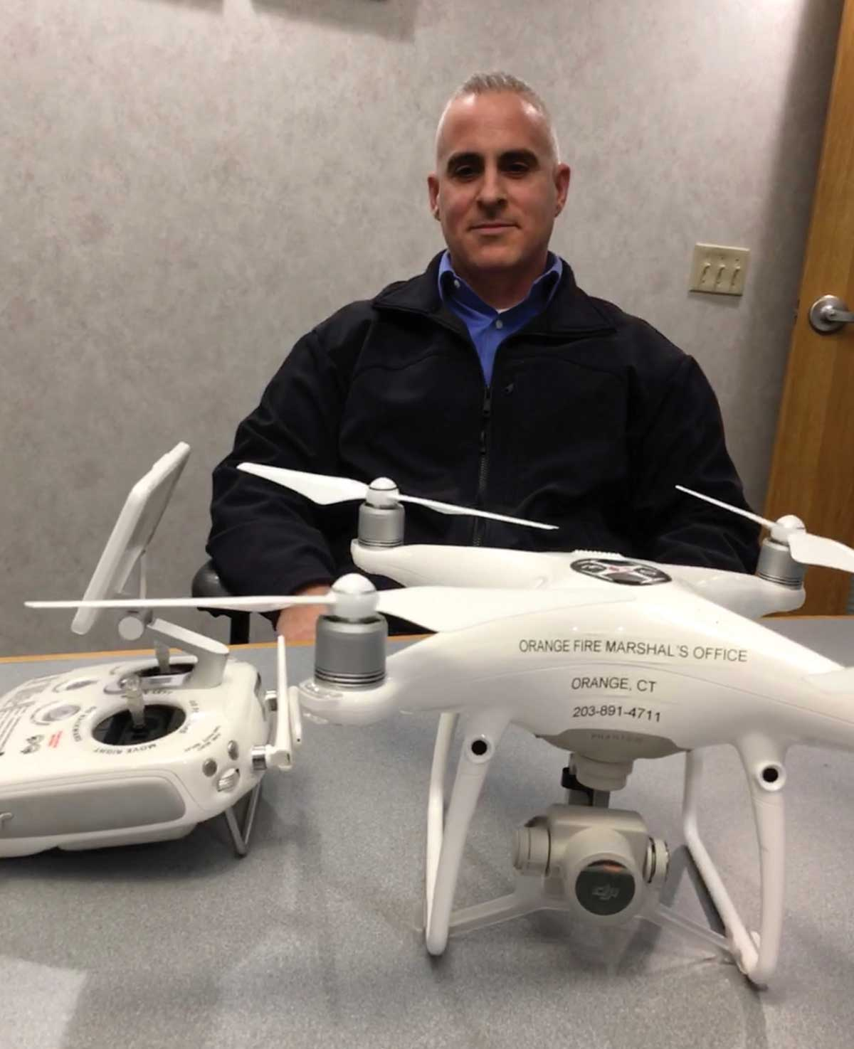 Orange Police Department Acquires New Drone