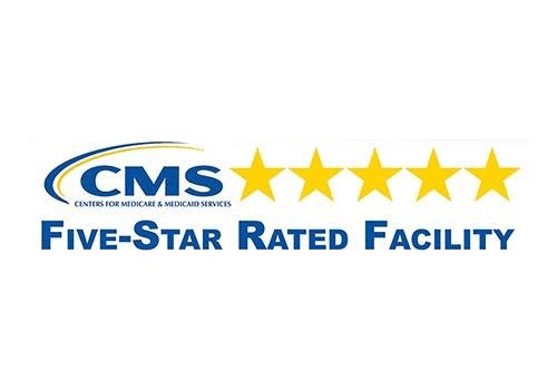 Five Stars For Orange Rehabilitation And Health Care Center