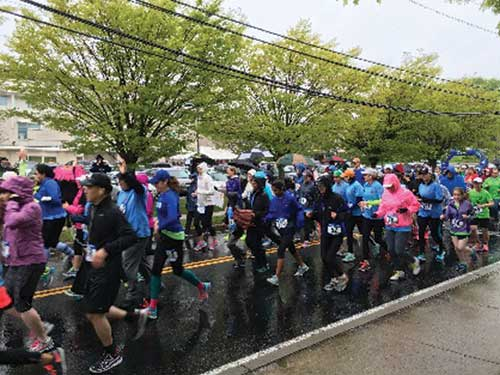"Twenty Second Annual ""Live Well"" Mother's Day Race"
