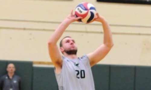 Mount Ida's Southworth Named as Gnac Men's Volleyball Offensive Player of the Week