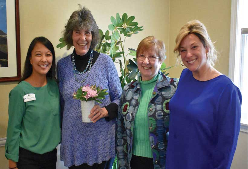 Maplewood at Orange Hosts Garden Club
