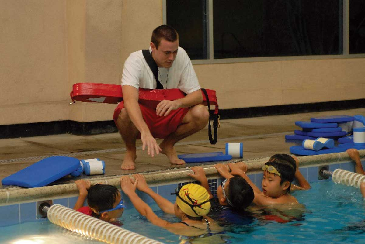 Woodruff Family YMCA Offers Swim Programs