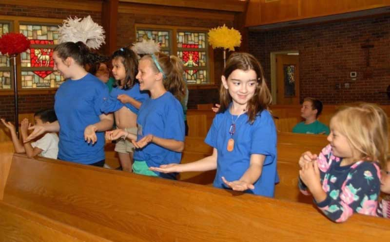 The Episcopal Church Of The Good Shepherd Announces Youth Sunday