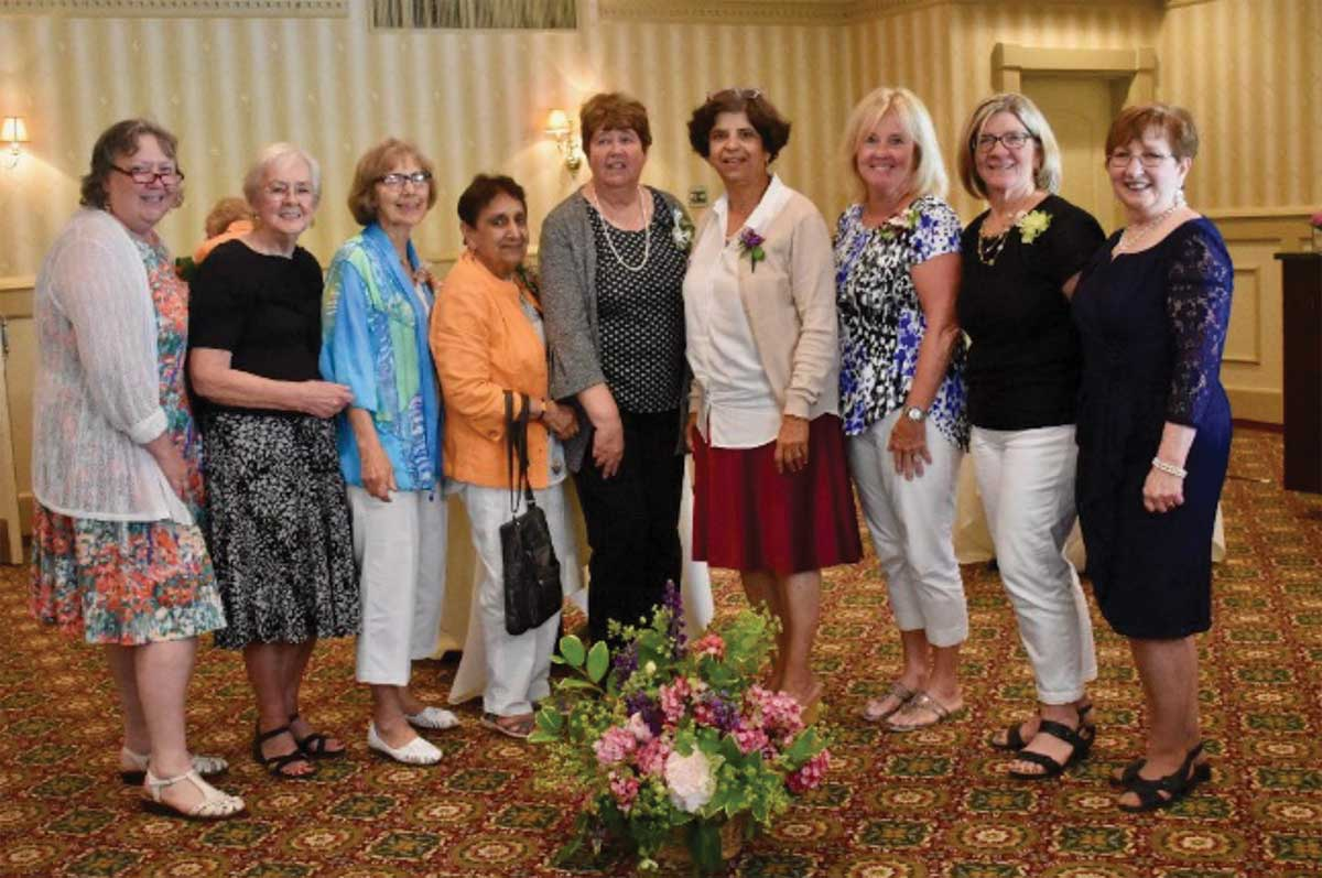 Garden Club Welcomes New Members