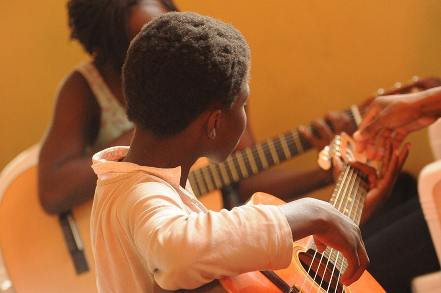 Updates to School Program is Music to Students' Ears