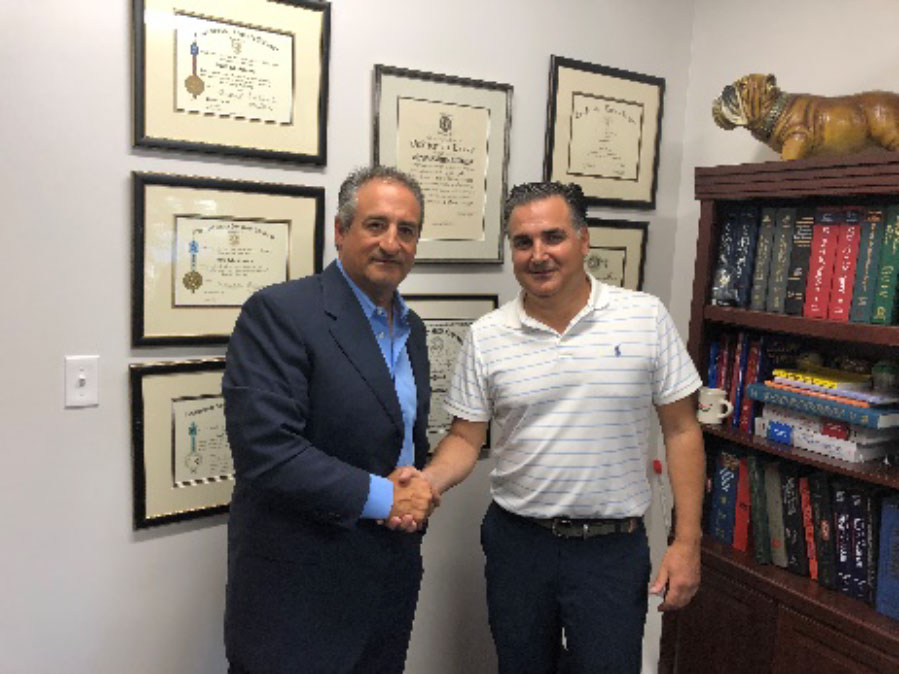 Dr. David Esposito Endorses Tony Giannattasio For 14th District State Senator