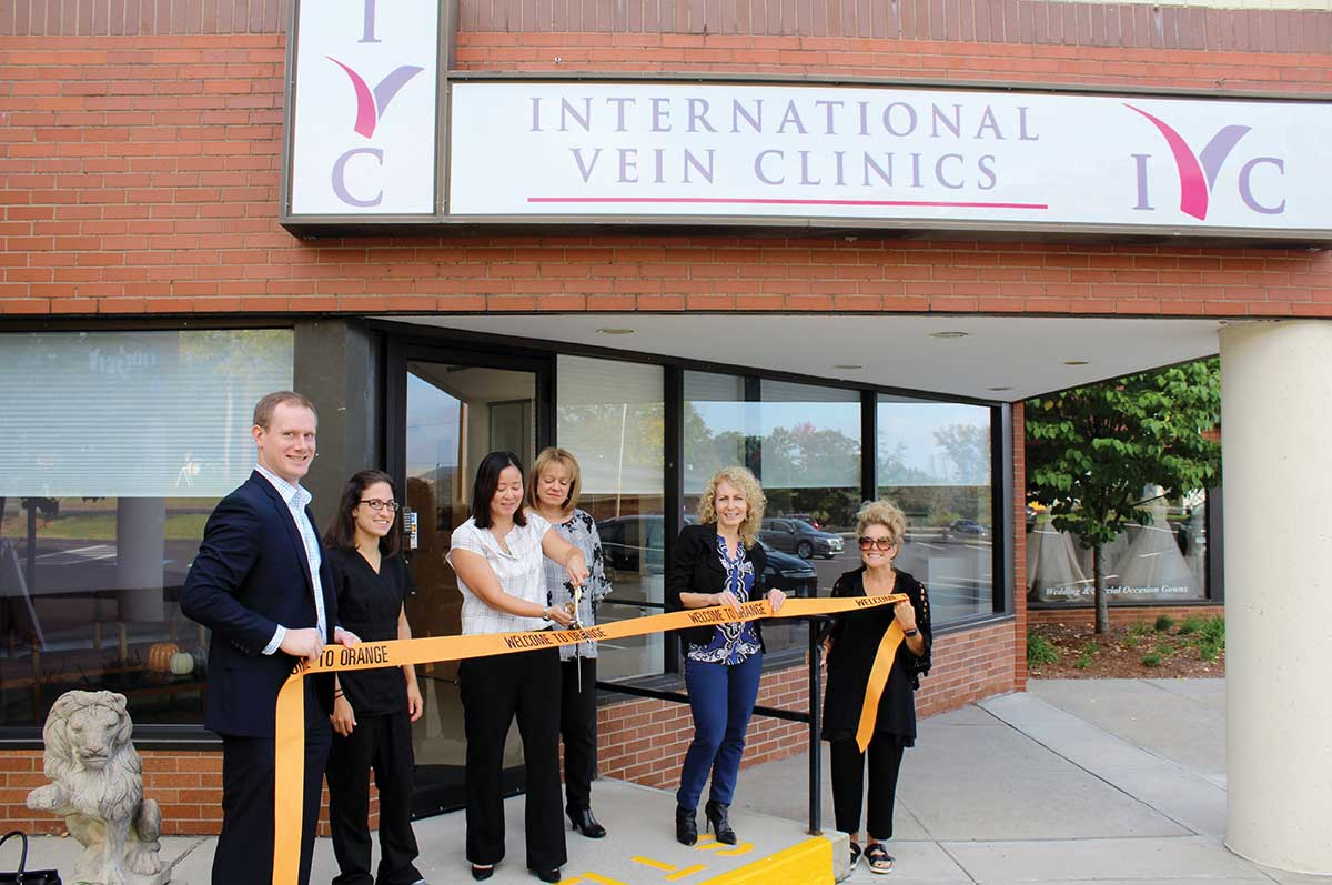 Orange Welcomes The International Vein Clinic