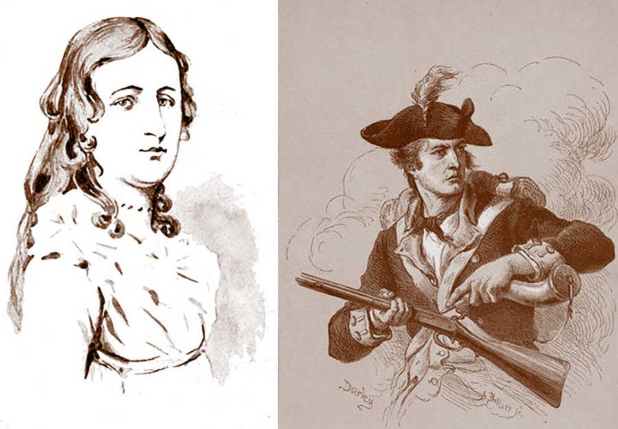 History Corner: Women in the Revolutionary War…