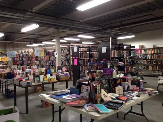 The Friends Spring Book Sale