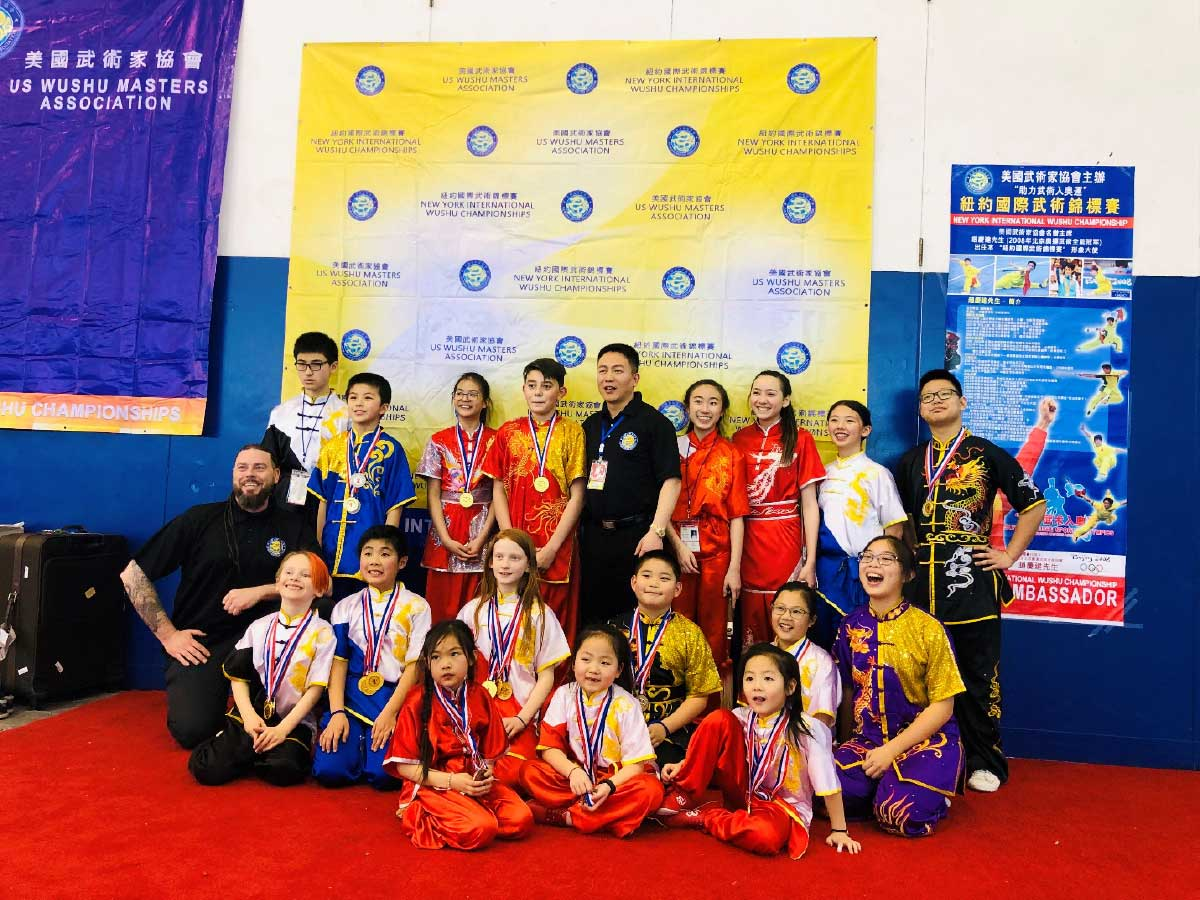 Orange Students Win For Wu Dang Kung Fu Academy