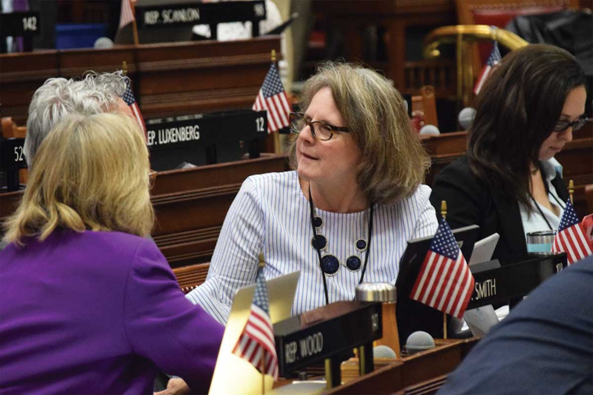 Rep. Kennedy Advocates for Breastfeeding Mothers