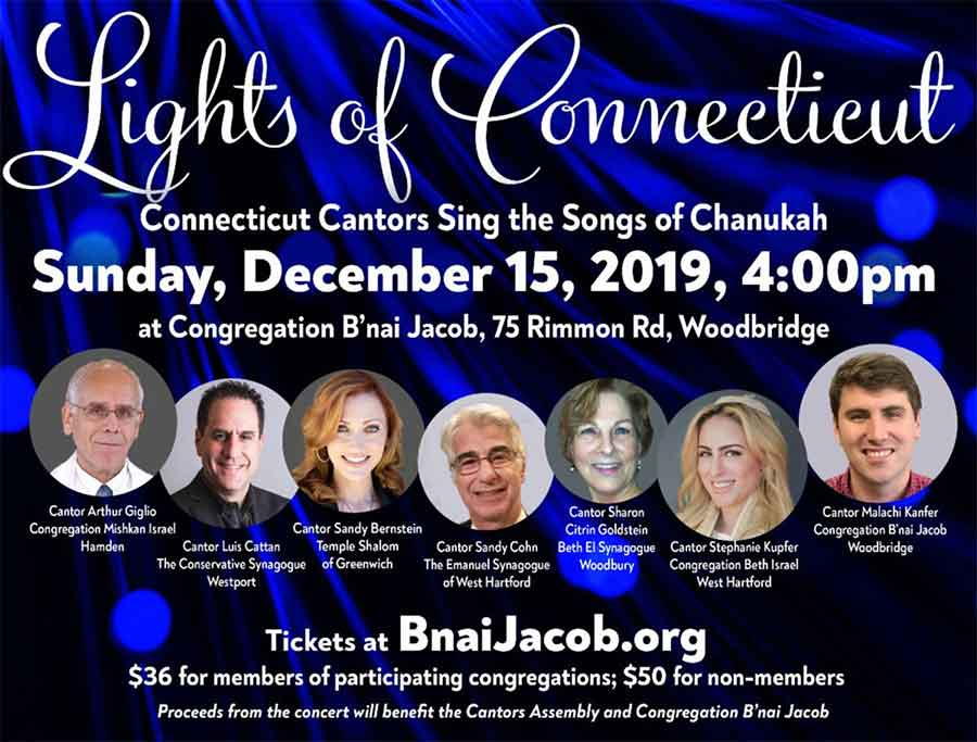 Congregation B'nai Jacob Events