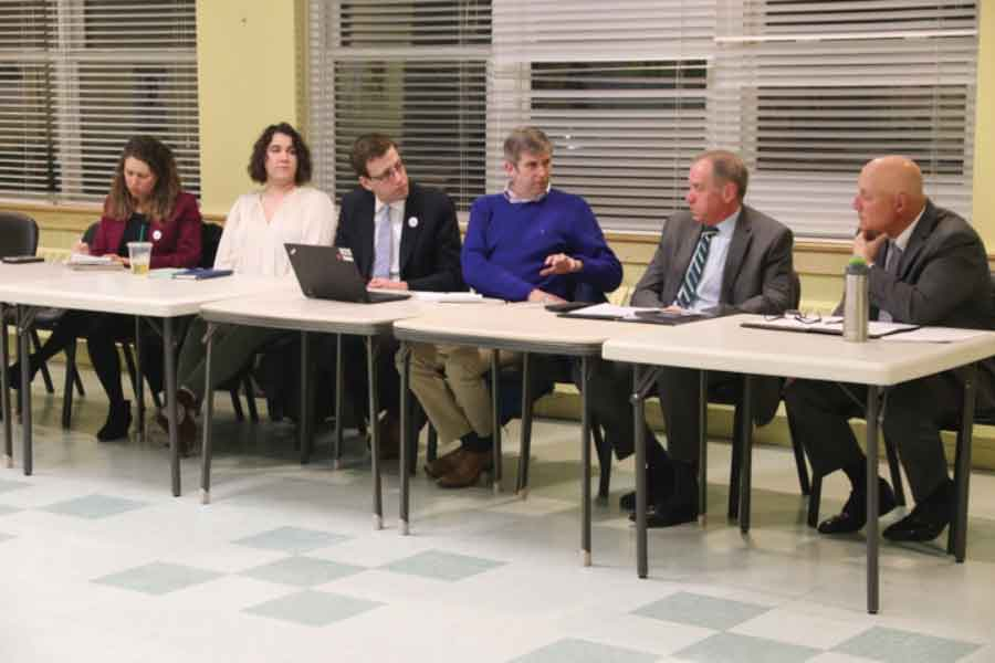 Sens. Maroney and Lesser Hold Prescription Drug and Long-Term Care Forum