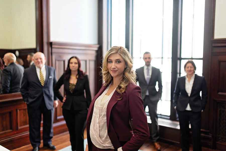 Attorney Brittany Paz Elevated to Partner at Ruane Attorneys at Law